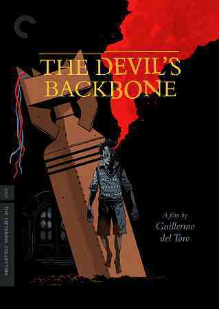 DEVIL'S BACKBONE BY PAREDES,MARISA (DVD)